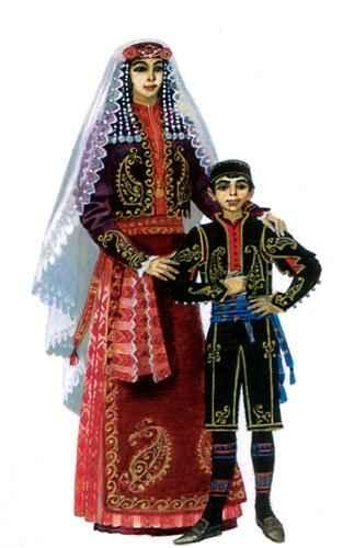 Женские Турецкие Костюмы